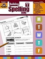 Building Spelling Skills Grade 2 【Creative Arts】 [並行輸入品]