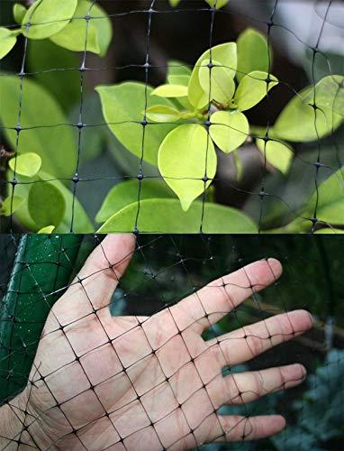 Feitore Deer Fence Netting, 7 x 100 Feet Bird Netting Anti Bird Deer Protection Net Reusable Protective Garden Netting for Plants Fruit Trees Vegetables Against Birds, Deer and Other Animals Illinois