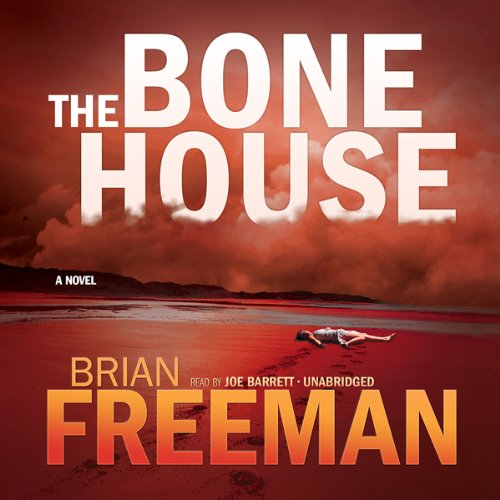 The Bone House audiobook cover art