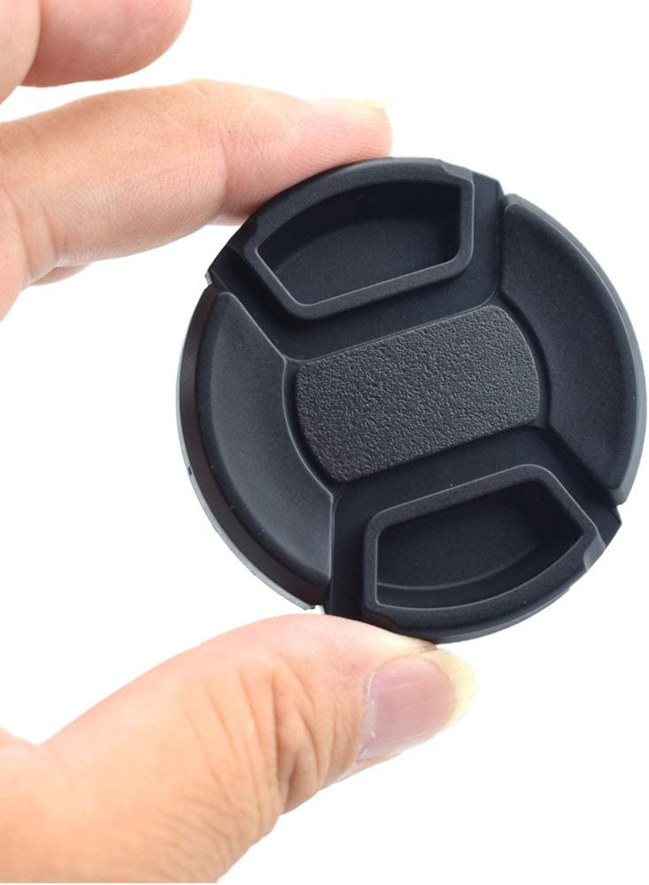 49mm Lens Cap Center Snap on for Nippon regular agency Bombing free shipping Nik Suitable