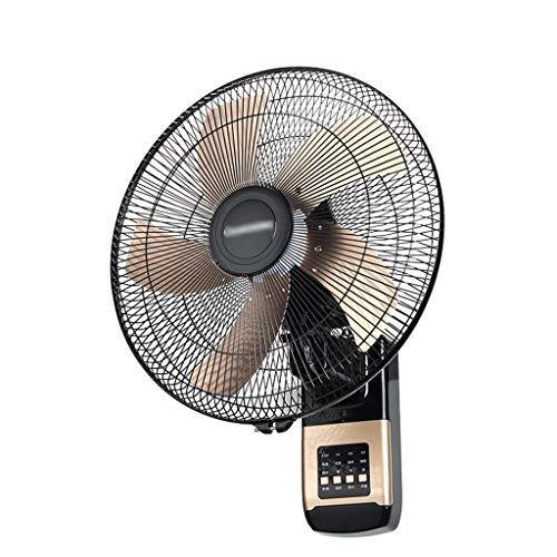Ventilateur Mural à Télécommande, Suspendu Secouant La Tête de L'industrie Fan Restaurant Bureau Ventilateur électrique à Volume d'air élevé, Cordon d'alimentation étendu de 2 M(Color:Style 2)