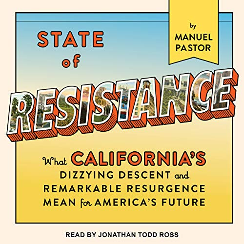 State of Resistance audiobook cover art