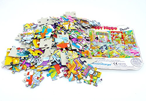 Kinder Überraschung Ü-Ei Maxi Ei Puzzle Happy Hippo Hollywood mit BPZ (Puzzle)