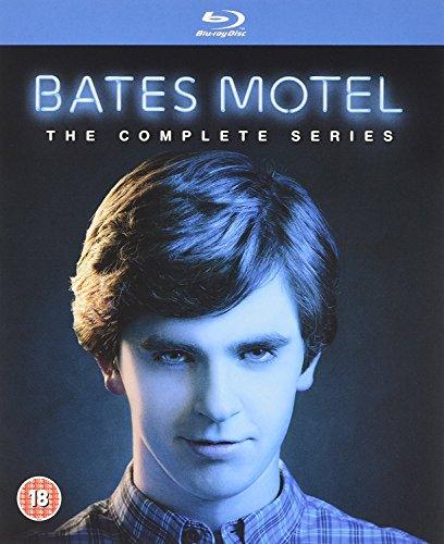 Bates Motel: Season 1-5 Set [Edizione: Regno Unito] [Reino Unido] [Blu-ray]