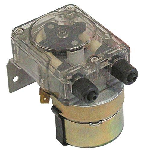 GERMAC G200 Dosiergerät für Spülmaschine Adler DS600-DVGW, DS600DP, DS412, DS412PD für Reiniger 2l/h 230V Einbauversion 230VAC