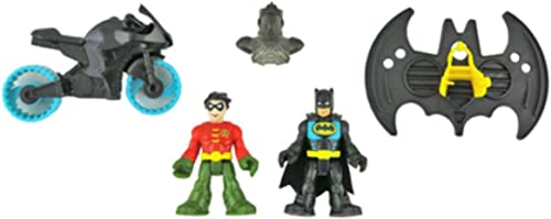 Fisher Price IMAGINEXT Batcave Figures Accessories Replacement Lot by Fisher Scientific