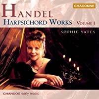 Handel: Keyboard Works, Vol.1 (1999-09-01)