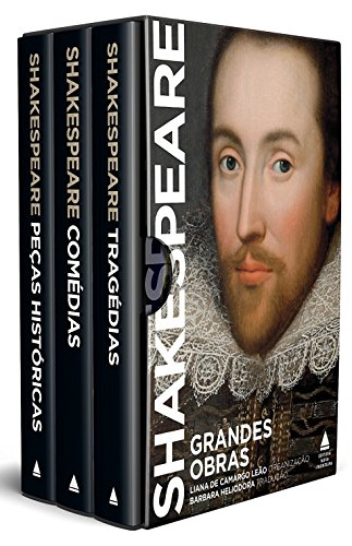 Grandes obras de Shakespeare - Box - Exclusivo Amazon