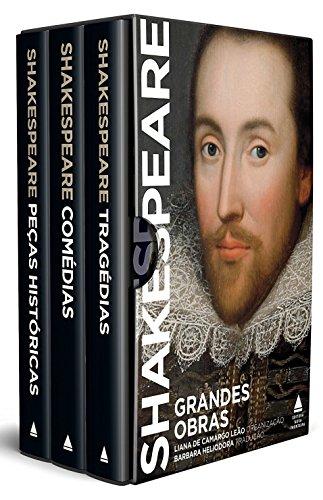 Grandes obras de Shakespeare - Box - Exclusivo Amazon
