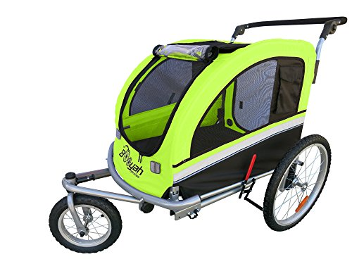 Booyah Large Pet Bike Trailer