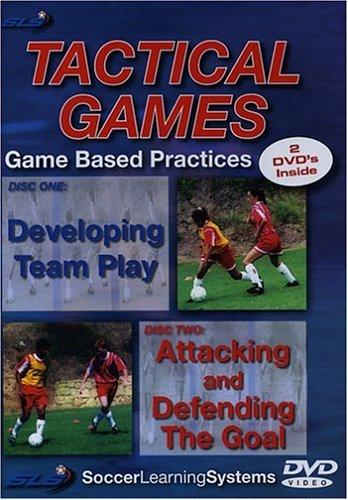 Tactical Games [Reino Unido] [DVD]
