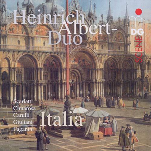 Italia (Werke für Zwei Gitarren)