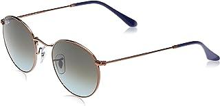 Ray-Ban Rb3447 Metal Round Sunglasses