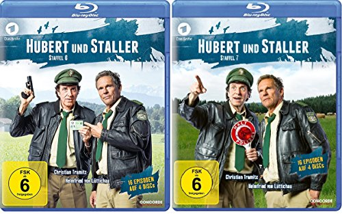 Staffel 6+7 [Blu-ray]