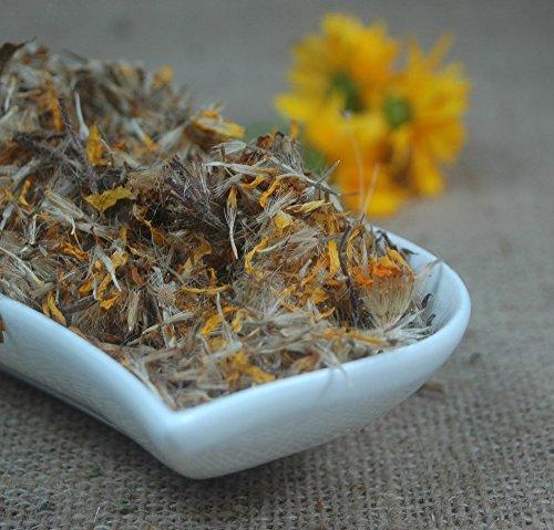 Naturix24 – Bergarnikablüten, Arnikablüten montana ganz – 100g Beutel