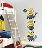 Despicable Me 2 Movie Minions Giant Wall Decals 12'x48.5'