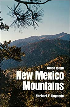 Guide to the New Mexico Mountains 0826302424 Book Cover