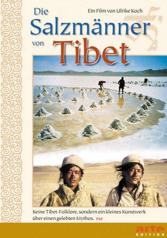 Die Salzmänner von Tibet, 1 DVD, tibetische Originalfassung m. Untertitel