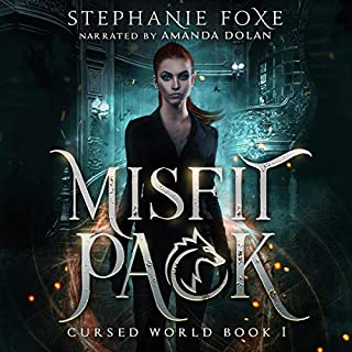 Misfit Pack audiobook cover art