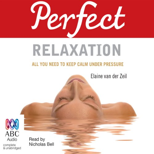 Perfect Relaxation audiobook cover art