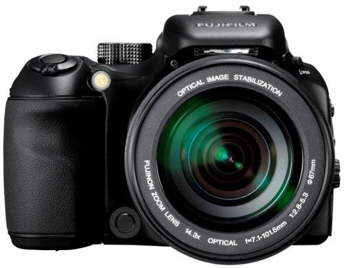FUJIFILM digital camera FinePix (FinePix) S100FS black FX-S100FS