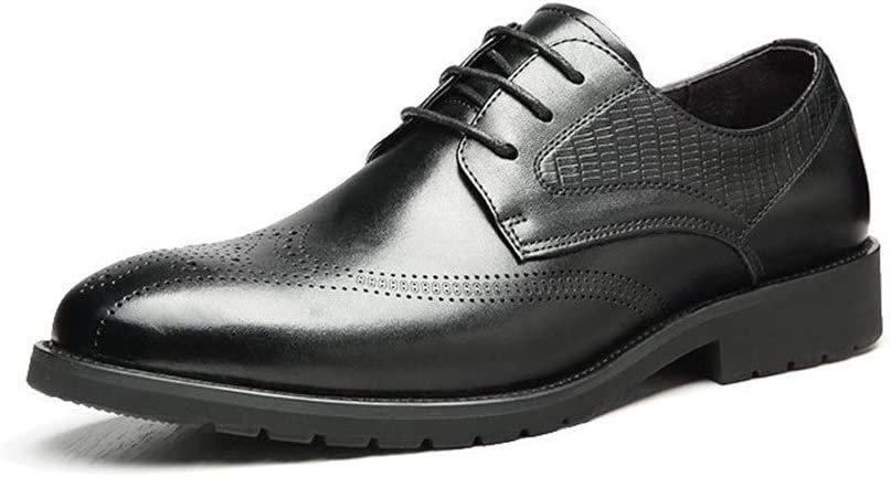 Free shipping anywhere in the Phoenix Mall nation DFYYQ Perforated Oxford Compatible with Up Men Lace Genuine Leat