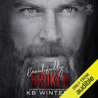 Beautifully Broken                   Written by:                                                                                                                                 K B Winters                               Narrated by:                                                                                                                                 James Larceny,                                                                                        Summer Morton                      Length: 5 hrs and 52 mins     1 rating     Overall 4.0