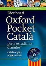 Diccionari Oxford Pocket Català Per A Estudiants D'Angles. Català-Anglès/Anglès-Català (Diccionario Oxford Pocket) - 9780194419284