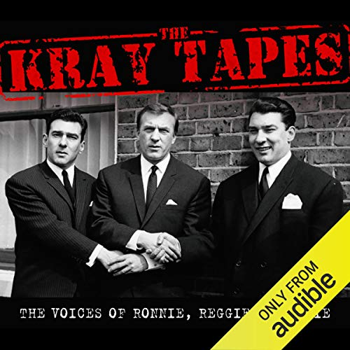 The Kray Tapes cover art