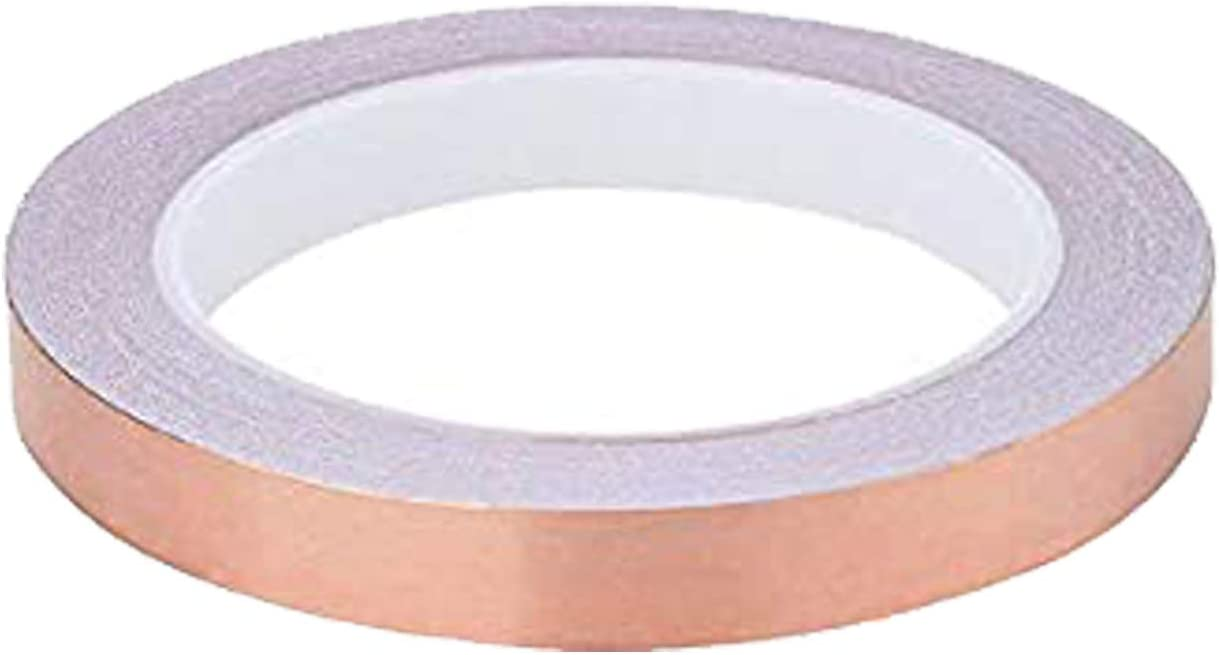 Copper Foil Tape 2 inch 1 Max 68% OFF Free Shipping New