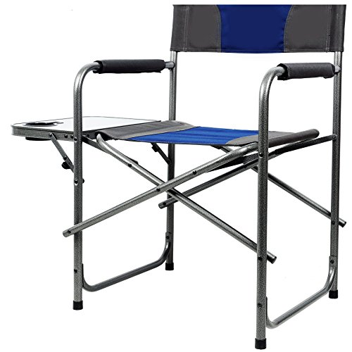 Portal Compact Steel Frame Folding Director's Chair