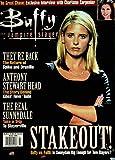 Buffy The Vampire Slayer Magazine Buffy vs. Faith / Charisma Carpenter Interview Winter 1998