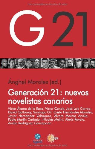 Generación 21: Nuevos Novelistas Canarios