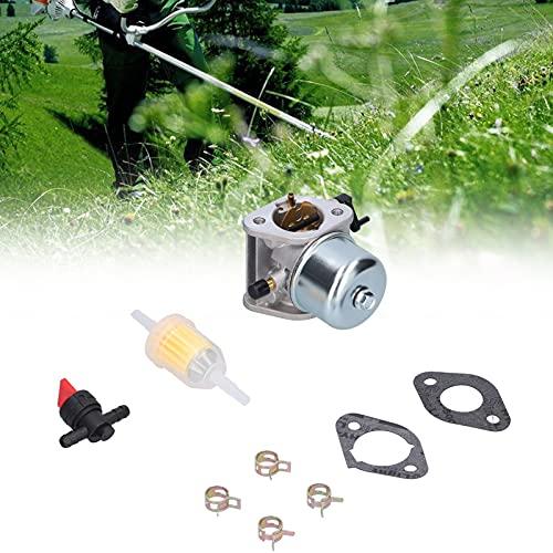 01 Kit de carburateur, Facile à remplacer Accessoire de Tondeuse à Gazon Facile à Installer pour Tondeuse à Gazon pour scie électrique