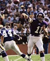 Fran Tarkenton Minnesota Vikings 8x10 Sports Action Photo (b)