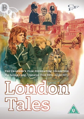 Children's Film Foundation Collection (Vol. 1): London Tales (3 Films) ( The Salvage Gang / Operation Third Form / Night Ferry ) ( Operation 3rd [ NON-USA FORMAT, PAL, Reg.2 Import - United Kingdom ]