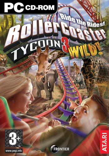 Roller Coaster Tycoon 3: Wild!