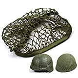 Tactical Helmet Net Cover Casco Malla Cover Camouflage Net Casco Hood Net Cover sin Casco