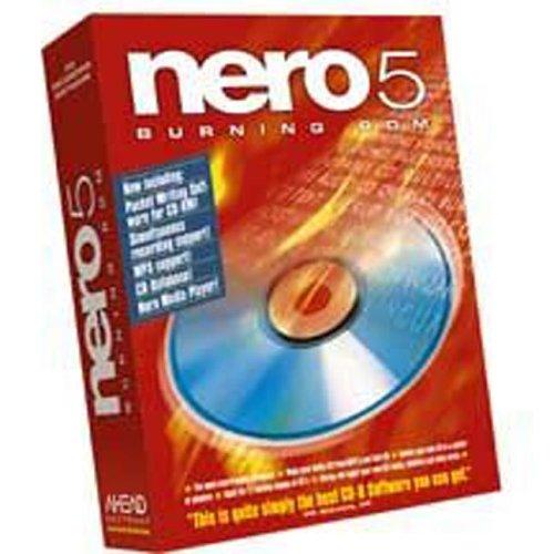 Nero Burning Rom 5.0