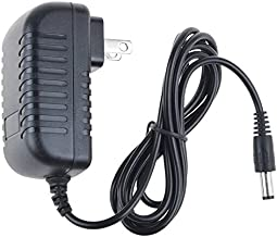 PK Power 4ft Small AC Adapter Power Supply Wall Cable Charger Power Cord Compatible with CZH Series FM PLL Stereo LCD FM Amplifier Transmitter CZH-7C 7W FM CZH-5C 1W 5W 6W