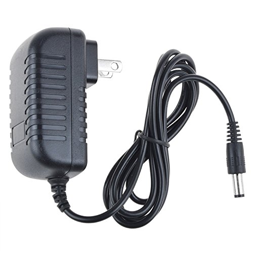 PK-Power 6.6 ft AC DC Adapter for Neat NEATDESK Desktop Pass-Through Scanner - PC & MAC Power Supply Cord