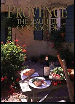 Provence: the Beautiful Cookbook 0067575986 Book Cover