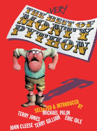 Python, M: Very Best of Monty Python: The Essential Gags, Sketches and Songs, Individually Selected and Introduced by the Python Team (Methuen Humour)