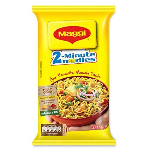 Maggi 2-Minute Instant Noodles - Masala, 140g