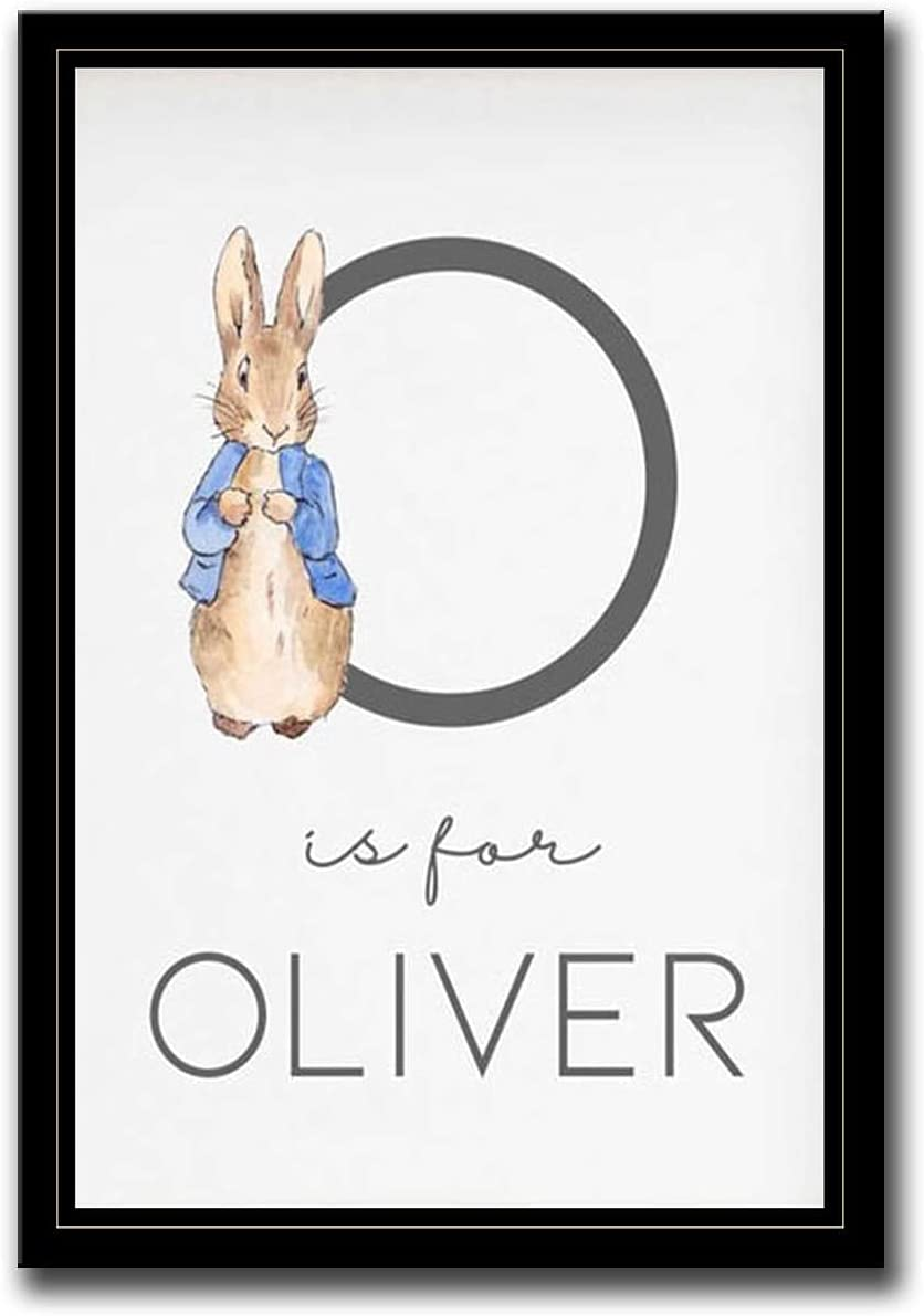 With Popular shop is the lowest price challenge Frame Peter latest Rabbit Personalized Print - Beatrix Post Port