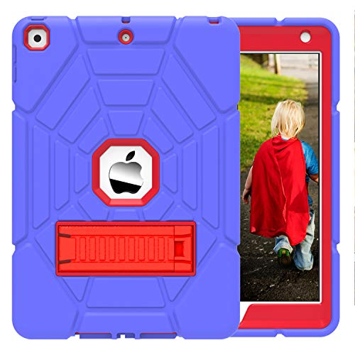 Grifobes New iPad 8th Generation Case,iPad 7th Generation Case,iPad 10.2 Case 2019&2020 for Kids,Heavy Duty Shockproof Rugged Case High Impact Full Body Protective Case for iPad 8th/ 7th Gen 10.2'
