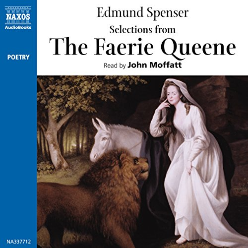 Selections from The Faerie Queene audiobook cover art