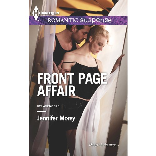 Front Page Affair audiobook cover art