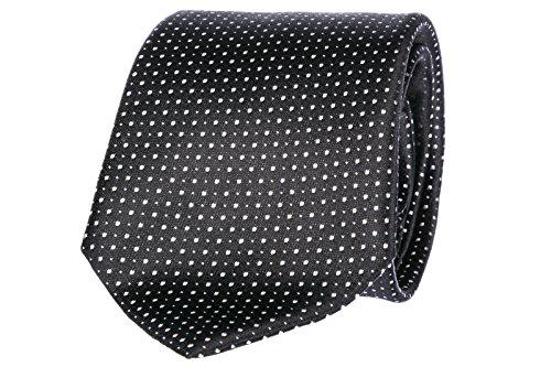 Emporio Armani Krawatte Herren Schwarz