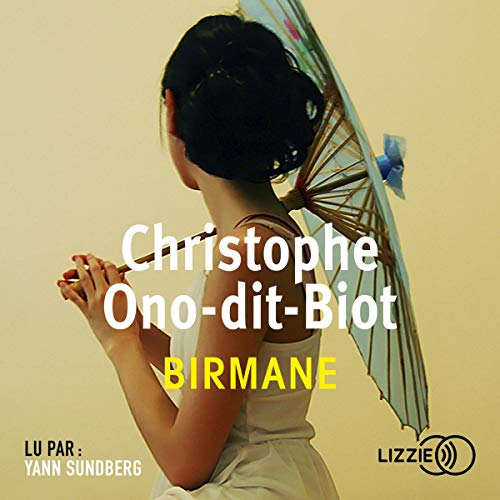 Birmane audiobook cover art